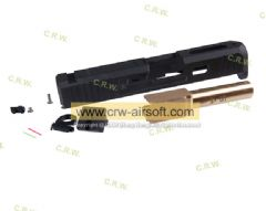 Airsoft Surgeon SAI Arms G26 Costa Style with Front & Rear Sight